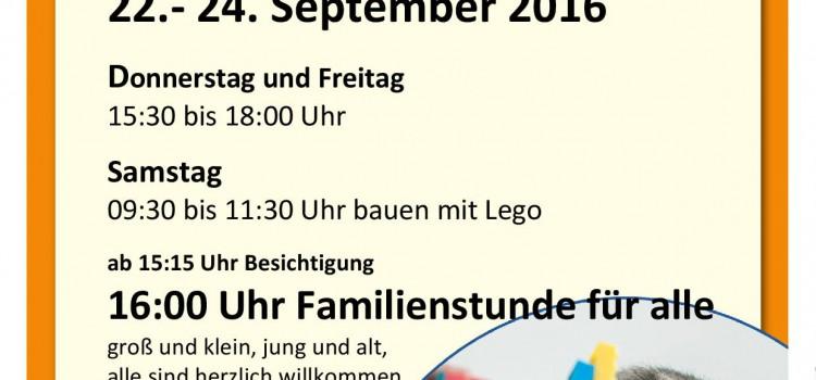 """""""Zeit mit Lego"""" in Jacob"""